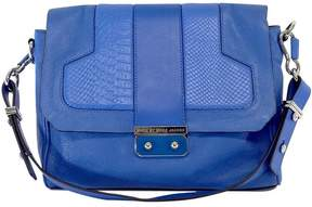 Marc by Marc Jacobs Blue Leather Shoulder Bag