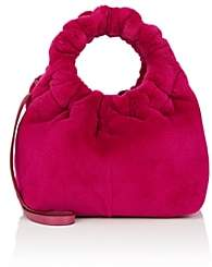 The Row Women's Double-Circle Mink Small Bag - Lt. Purple