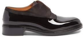 Maison Margiela Patent-leather derby shoes