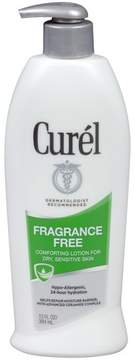 Curel Fragrance Free Body Lotion - 13 oz