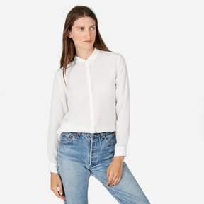 Everlane The Slim Silk Shirt