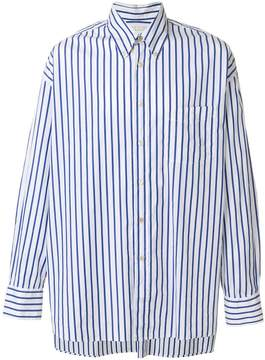 Our Legacy striped long-sleeve shirt