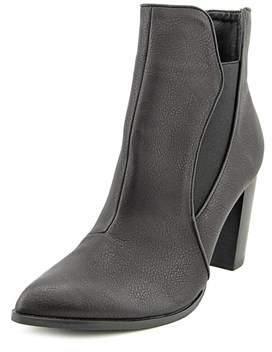 Penny Loves Kenny Axis Pointed Toe Synthetic Ankle Boot.