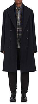 Public School Men's Brushed Wool Melton Peacoat