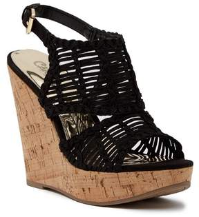 Carlos by Carlos Santana Bellini Wedge Sandal
