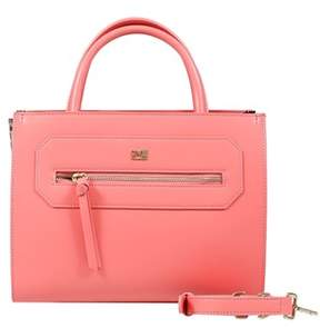 Class Roberto Cavalli Peach Small Handbag Leopride 002.