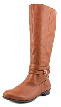 Style&Co. Style & Co. Womens Fridaa Round Toe Mid-calf Riding Boots.