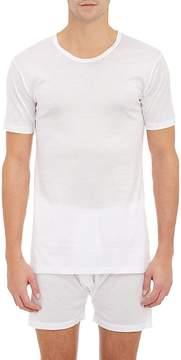 Zimmerli Men's Basic V-Neck T-Shirt