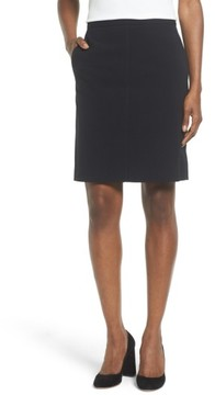 Anne Klein Women's Two-Pocket Suit Skirt
