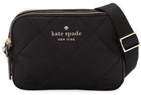 Kate Spade Watson Lane Amber Quilted Nylon Crossbody Bag
