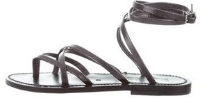 K Jacques St Tropez Zenobie Multistrap Sandals w/ Tags