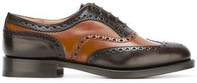Church's tonal Oxford shoes