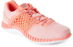 Reebok Pink ZPrint Run ULTK Sneakers
