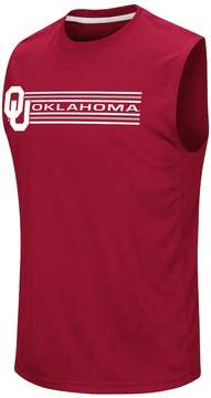Colosseum Men's Campus Heritage Oklahoma Sooners Circuit Muscle Tee