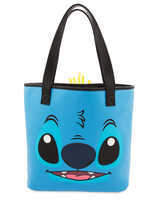Disney Stitch and Scrump Tote Bag for Adults by Loungefly