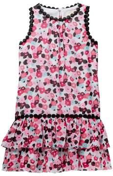 Kate Spade blooming floral dress (Big Girls)
