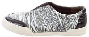 3.1 Phillip Lim Marbled Slip-On Sneakers