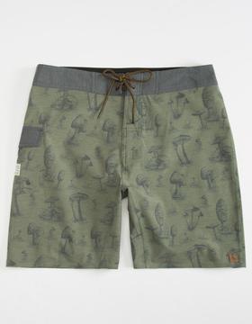 Hippy-Tree HIPPYTREE Shitake Mens Boardshorts