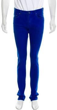 Robert Geller Five Pocket Skinny Jeans