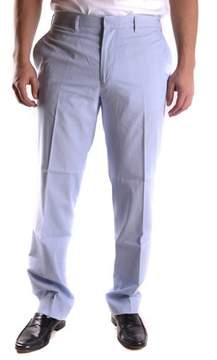 Gant Men's Light Blue Cotton Pants.