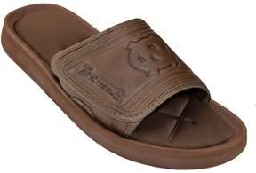 NCAA Adult North Carolina Tar Heels Memory Foam Slide Sandals