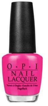 OPI Nail Lacquer Nail Polish, That's Berry.