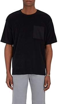ATM Anthony Thomas Melillo Men's Cotton-Blend Oversized T-Shirt