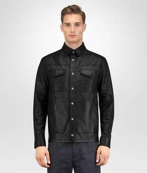 Bottega Veneta Nero Calf Jacket