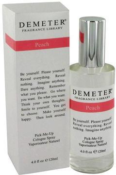 Demeter Peach Cologne Spray for Women (4 oz/118 ml)
