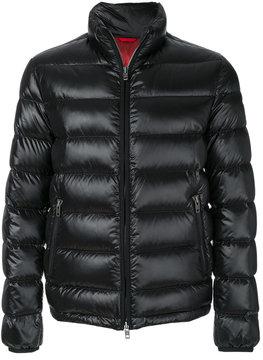 Fay zip up padded jacket