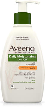 Aveeno Daily Moisturizing Lotion with Sunscreen