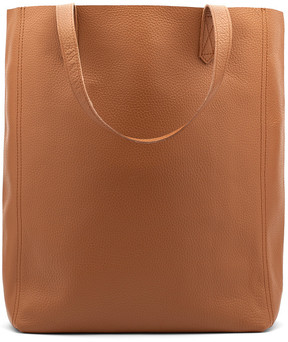 Cuyana Tall Leather Tote
