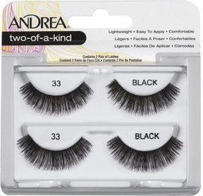 Andrea Two Of A Kind Lash Twin Pack #33