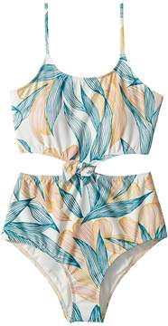 O'Neill Kids Bethany One-Piece Girl's Swimsuits One Piece