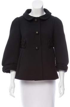 Anya Hindmarch Virgin Wool Jacket