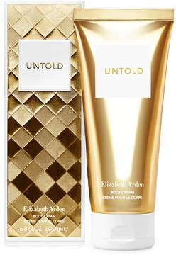 Elizabeth Arden Untold Body Cream, 6.8 oz