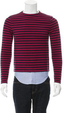 Band Of Outsiders Striped Sweater