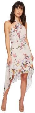 Bishop + Young Ana Floral Halter Dress Women's Dress