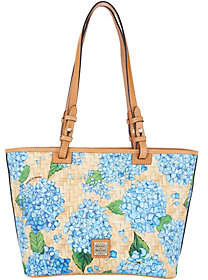 Dooney & Bourke Hydrangea Basketweave SmallLeisure Shopper - ONE COLOR - STYLE