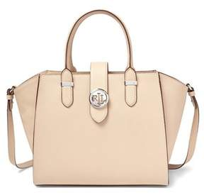 Lauren Ralph Lauren Ralph Lauren Charleston Leather Shopper.
