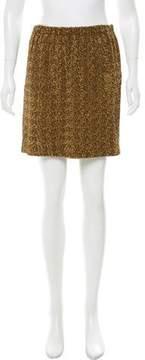 Claudie Pierlot Sequin Mini Skirt