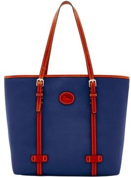Dooney & Bourke Nylon East West Shopper Tote - MIDNIGHT BLUE - STYLE