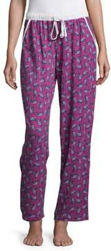 Karen Neuburger Plaid Print Pajamas