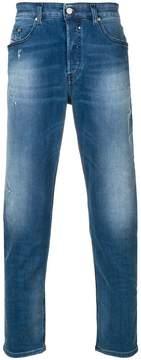 Diesel Jifer straight-leg jeans