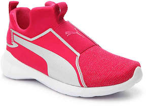 Puma Girls Rebel Gleam Jr Toddler & Youth Sneaker