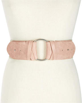 INC International Concepts I.n.c. O-Ring Stretch Belt, Created for Macy's