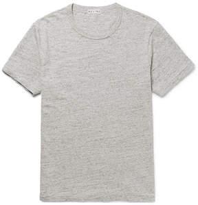 Alex Mill Slim-Fit Mélange Slub Cotton-Jersey T-Shirt