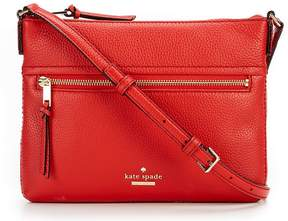 Kate Spade Jackson Street Gabriele Cross-Body Bag - RED CARPET - STYLE