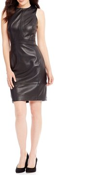 Antonio Melani Luxury Collection Nina Genuine Leather Dress