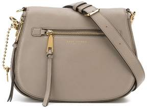 Marc Jacobs 'Recruit' saddle crossbody bag - GREY - STYLE